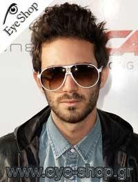 Christian Lo Russoμε τα γυαλιά ηλίου CarreraChampion