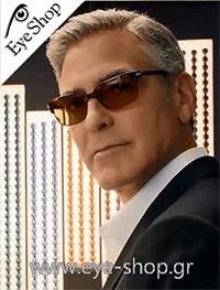 George Clooneyμε τα γυαλιά ηλίου Persol3043S