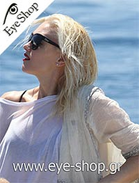 Gwen Stefaniμε τα γυαλιά ηλίου Christian DiorDior Paname