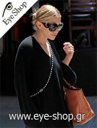 Mary Kate Olsenμε τα γυαλιά ηλίου Prada27ns