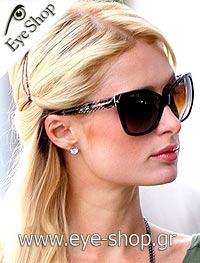 Paris Hiltonμε τα γυαλιά ηλίου Dolce Gabbana4111M