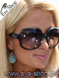 Paris Hiltonμε τα γυαλιά ηλίου Christian DiorGlossy1