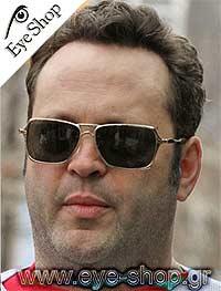 Vince Vaughnμε τα γυαλιά ηλίου OakleyInmate 4029