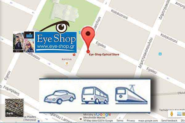 How to come to EyeShop