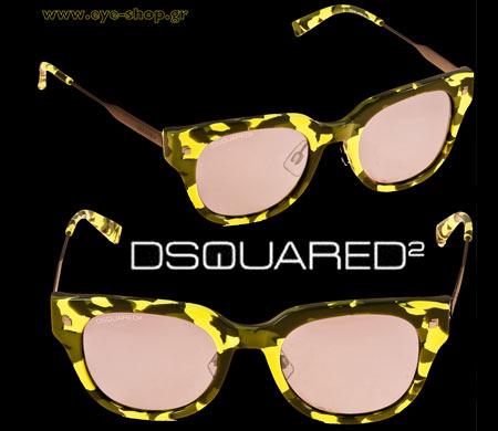 Γυαλιά ηλίου Dsquared military
