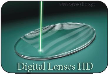 Γυαλιά οράσεως με φακούς High Definition Digital free form