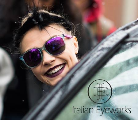 Γυαλιά ηλίου Italian Eyeworks