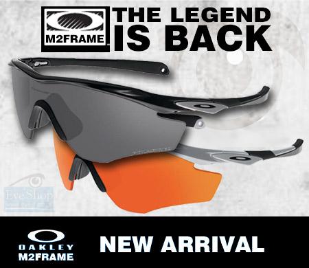 Τα γυαλιά ηλίου γυαλιά ηλίου Oakley M2FRAME