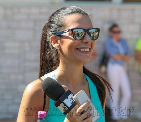 Γυαλιά ηλίου Oakley στο Ladies Run