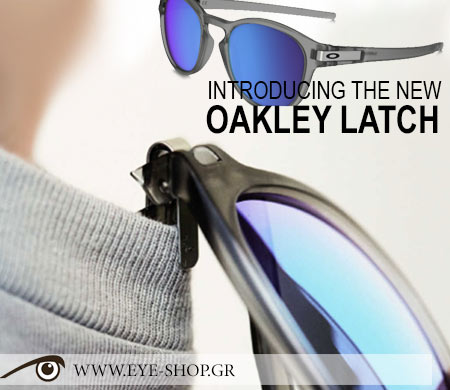Introducing Oakley LATCH sunglasses 2016