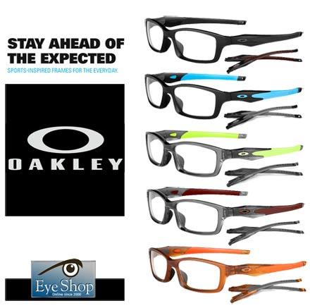 Γυαλιά οράσεως Oakley 2013 μόνο από 98,00 ευρώ