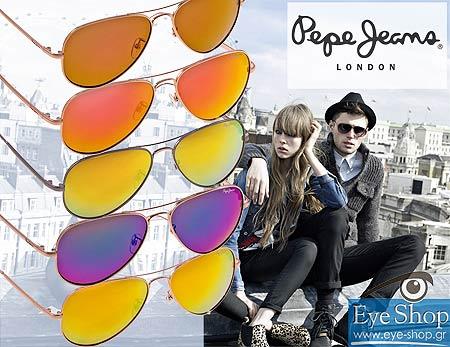 Γυαλιά ηλίου Pepe jeans aviator