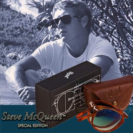 Συλλεκτικά γυαλιά Persol Steve McQueen