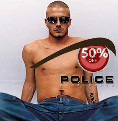 Όλα τα γυαλιά ηλίου Police    -50%