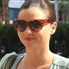Γυαλιά ηλίου Prada - Miranda Kerr