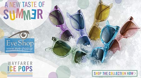 Rayban ICE POPS sunglasses...