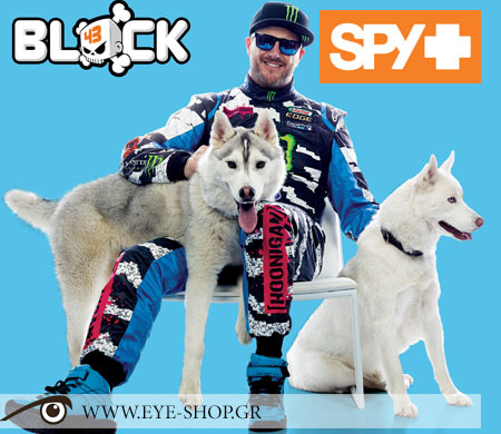 SPY γυαλιά ηλίου Ken Block Happy Lens