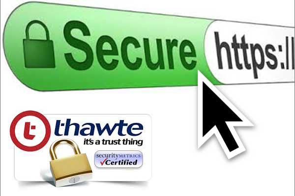 Total Security with EV SSL 256bit at  Eye-Shop