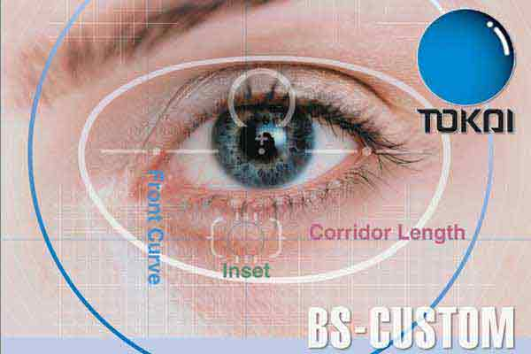 Progressive lenses Tokai Japan, from 170 € only at Eye-Shop
