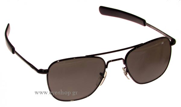 Γυαλια Ηλιου American Optical ORIGINAL PILOT Black Τιμή: 91,00