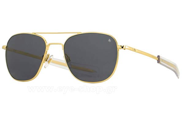 Γυαλια Ηλιου American Optical ORIGINAL PILOT GOLD Τιμή: 86,99