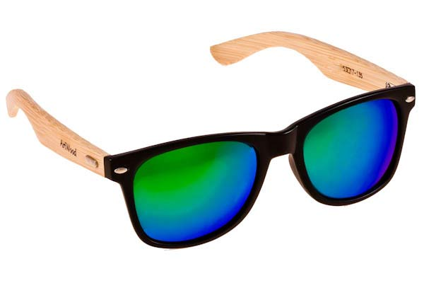Γυαλια Ηλιου Artwood Milano Bambooline 2 MP200 Blk GreenMirror Polarized Cat3 Τιμή: 100,00