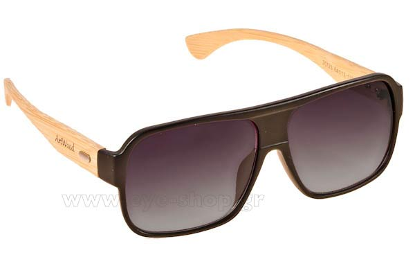Γυαλια Ηλιου Artwood Milano Roger 23 MtBlack Grey gradient Τιμή: 57,00