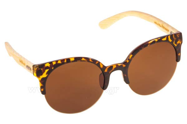 Γυαλια Ηλιου Artwood Milano Retrosuper Brown Tort Τιμή: 80,00