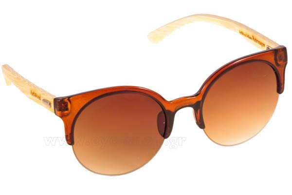 Γυαλια Ηλιου Artwood Milano Retrosuper Brown Honey Τιμή: 80,00