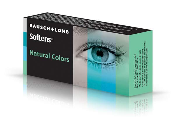 BAUSCH-LOMB Natural Colors