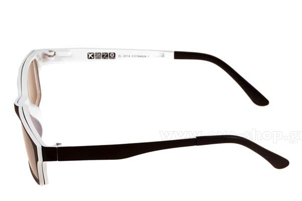 Spectacles Bliss Ultra 79 clipon included