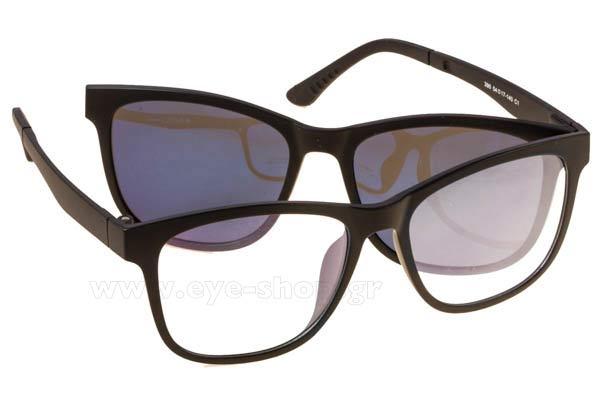 Bliss Ultra 390 clipon included Eyewear