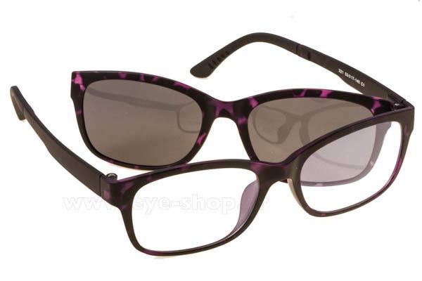 Bliss Ultra 321 clipon included Eyewear
