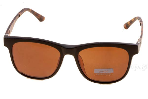 Eyeglasses Bliss Ultra 6632 with clipon