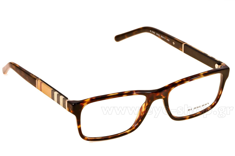 Eyewear Burberry 2162 3002 Men Eye-Shop