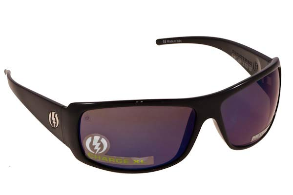 Γυαλια Ηλιου Electric Charge-XL GLS BLK Melanin Polarized II Blue Mirror size 67 Τιμή: 217,00