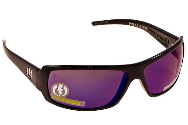 Γυαλια Ηλιου Electric Charge GLS BLK Melanin Polarized II Blue Mirror size 65 Τιμή: 136,00