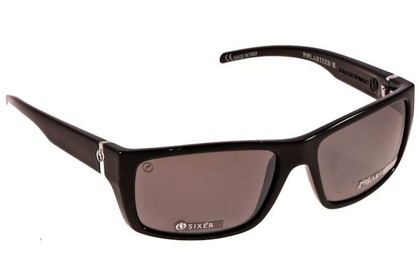 Γυαλια Ηλιου Electric SIXER BLK Melanin Polarized II Silver Mirror size 58 Τιμή: 217,00