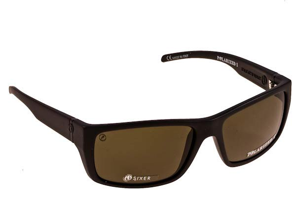 Γυαλια Ηλιου Electric SIXER Mat Blk Melanin Polarized I grey size 58 Τιμή: 160,00