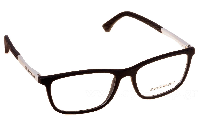 5fc3b957b11c7c Enlarge Colors OutOfStock · Glasses Emporio Armani 3069 5063