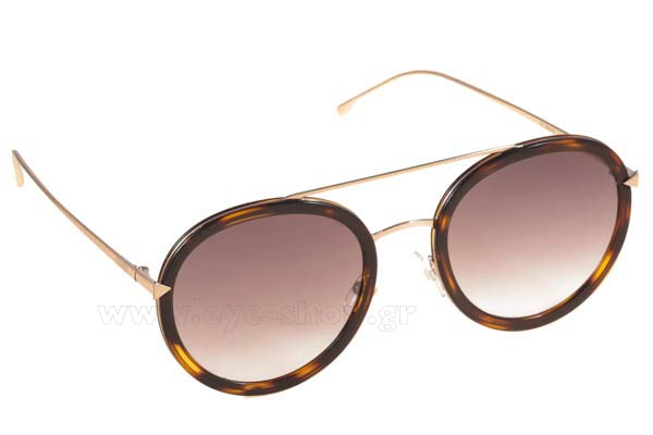 Γυαλια Ηλιου Fendi FF0156S V4ZPJ 	HVNA GOLD (BROWN AZURE) size 59 Τιμή: 257,00