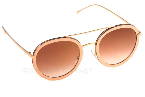 Γυαλια Ηλιου Fendi FF0156S V54QH  	PINK GOLD (BROWN MS GLD) size 59 Τιμή: 342,40