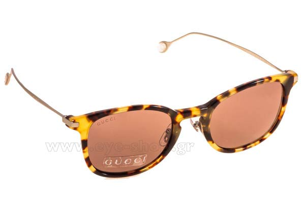 Γυαλια Ηλιου Gucci GG 1082/S K8S  (CO)	SPTTHV PD (RED BROWN) Τιμή: 155,00
