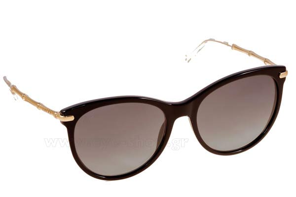 Γυαλια Ηλιου Gucci GG 3771/S HQW  (VK)	BLCK GOLD (GREY SF) Τιμή: 222,00