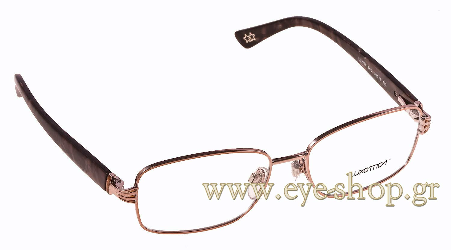 Eyeglass Frames Not Made By Luxottica : EYEWEAR LUXOTTICA 2291 T412 54? Women 2017 ver1.