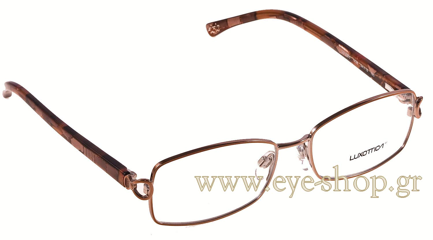 Eyeglass Frames Not Made By Luxottica : EYEWEAR LUXOTTICA 2305 T436 54? Women 2017 ver1.