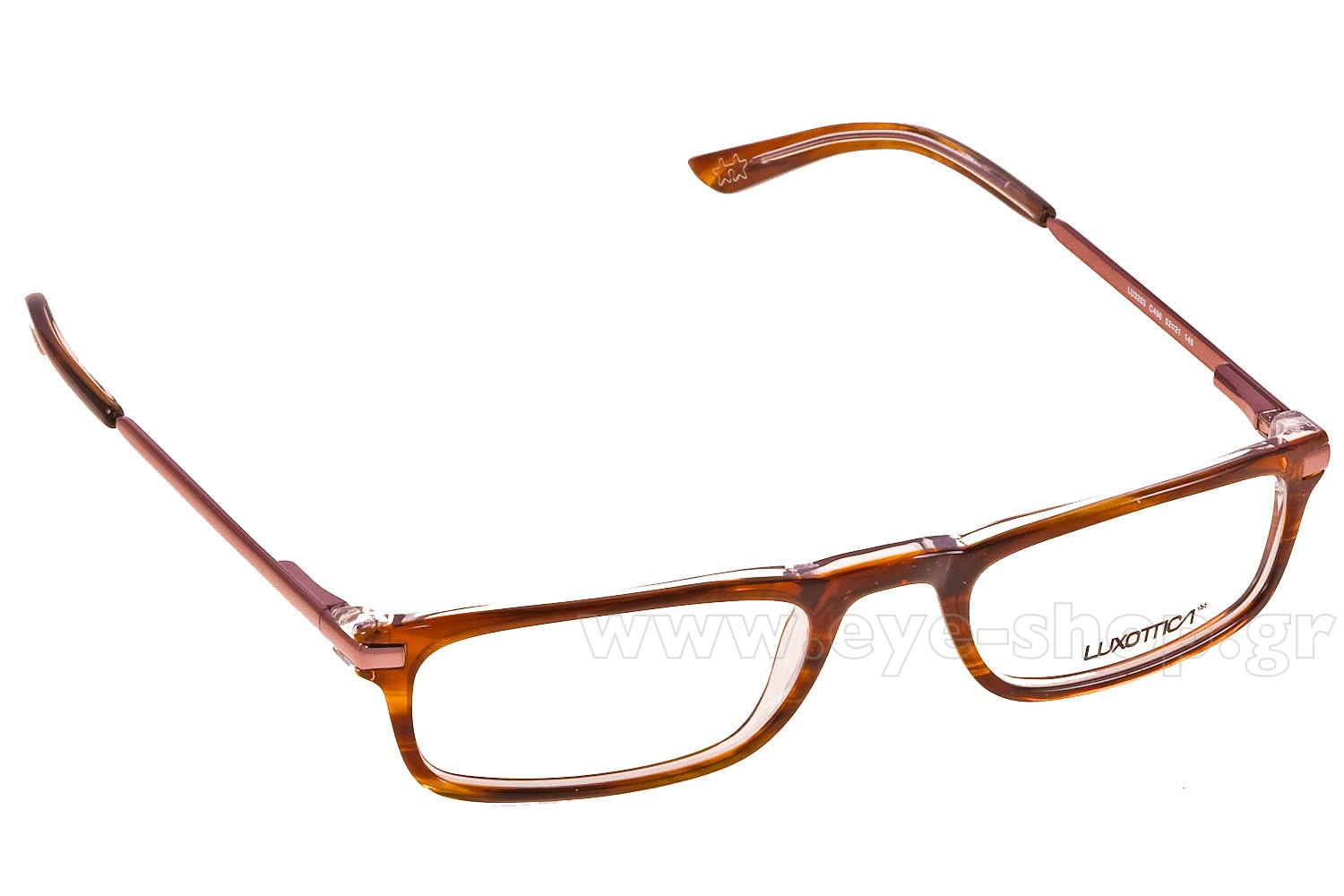 Eyeglass Frames Not Made By Luxottica : EYEWEAR LUXOTTICA 3203 C496 52? Semi-Lunar 2017 ver1.