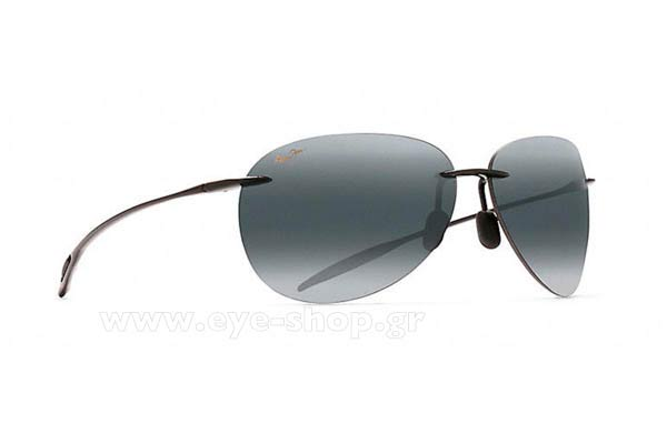 Γυαλια Ηλιου Maui Jim SUGAR BEACH 421-02 - Gray double gradient mirror Polarized Plus2 Τιμή: 164,99