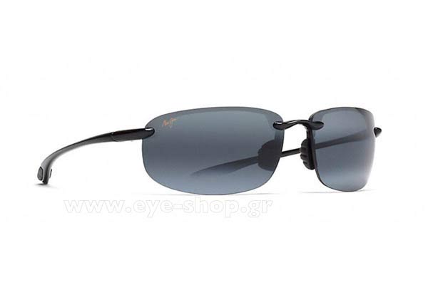 Γυαλια Ηλιου Maui Jim HOOKIPA 407-02 - Gray double gradient mirror Polarized Plus2 Τιμή: 144,99