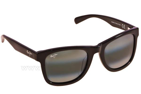 Γυαλια Ηλιου Maui Jim LEGENDS 293-02 - MauiPure Gray double gradient mirror Polarized Plus2 Τιμή: 258,98